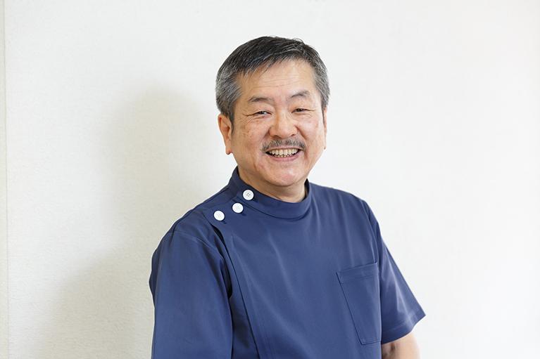 院長紹介 綾野永一